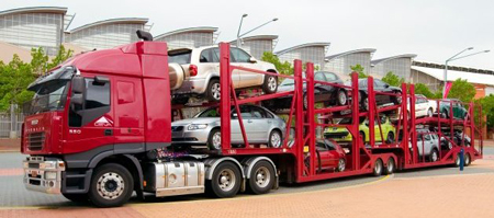 Car Carrier Trailer  Trailer Types And Trailer Axles  Editors Top