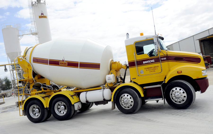 Different Types of Concrete Trucks  Editors Top