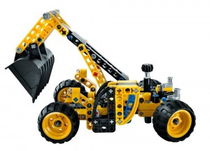 LEGO Technic Mini Backhoe Loader