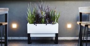 white-self-watering-planter