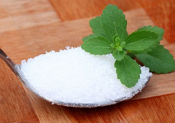 Substituting Sugar with Stevia