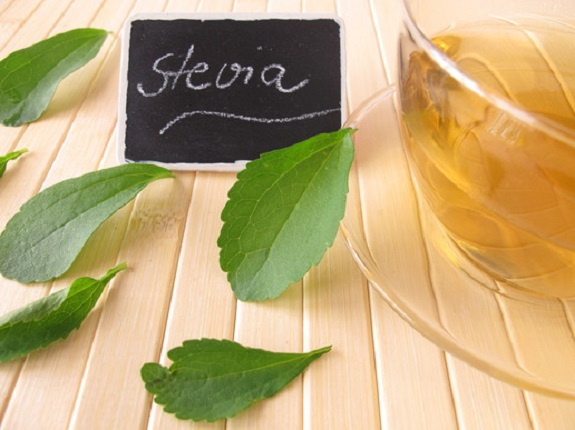 sweeten up your drinks with stevia