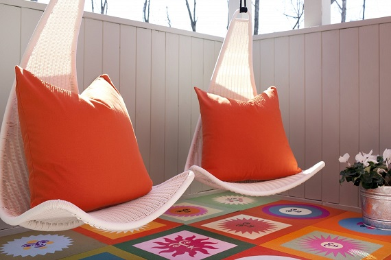 Indoor Outdoor Hanging Chairs