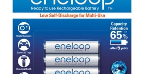 AAA rechargeable batteries 2
