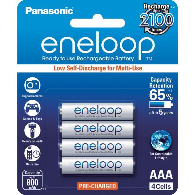 AAA rechargeable batteries 2