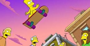 bart-simpson-skateboarding