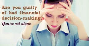financial decisions smsf