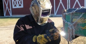Welding Helmet 2
