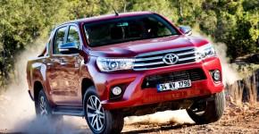 Toyota Hilux Parts Online