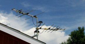antenna tv install