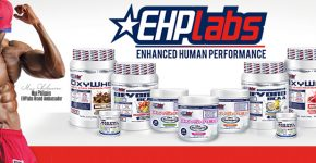 EHP Labs sale 2