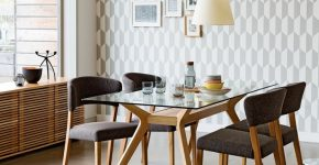 Scandinavian inspired furniture