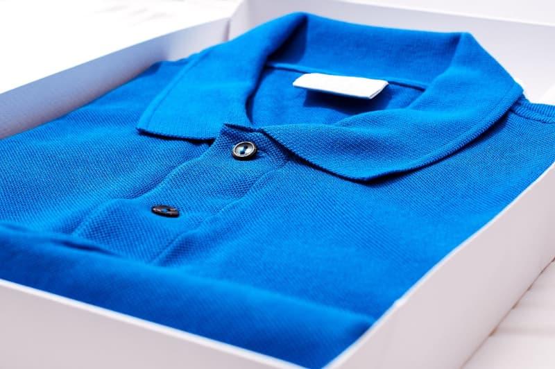 polo shirt embroidered