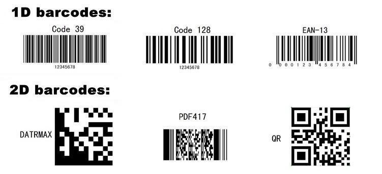 1d barcode vs 2d barcode
