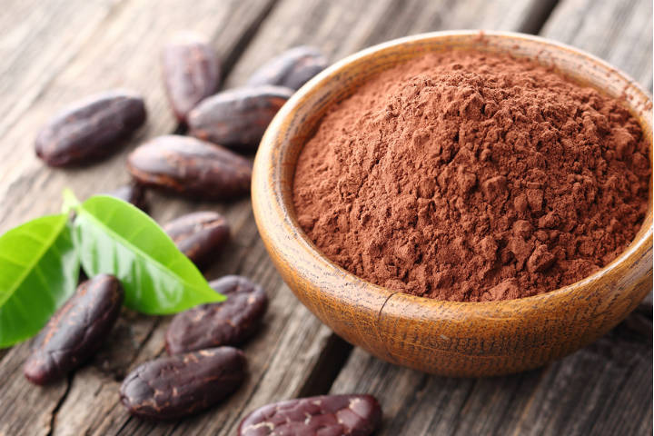 cocoa organic powder