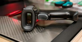 retail barcode scanner system