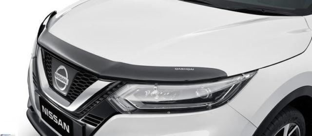 Nissan Navara bonnet protector