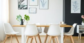 scandinavian dining chairs