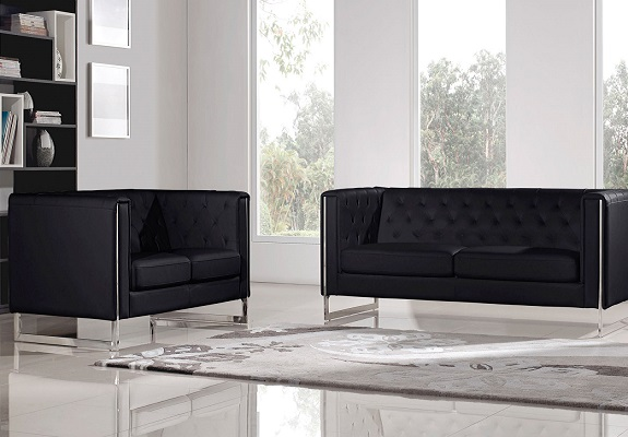 Black modern furniture4
