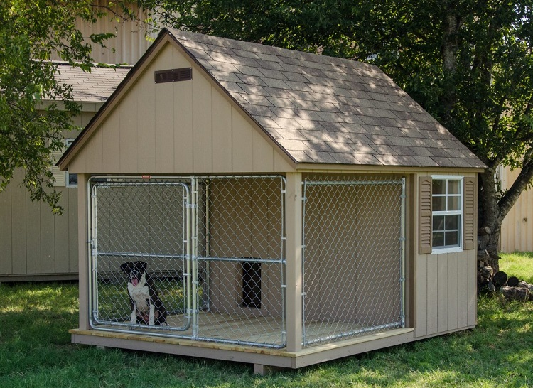 outdoor dog house 1
