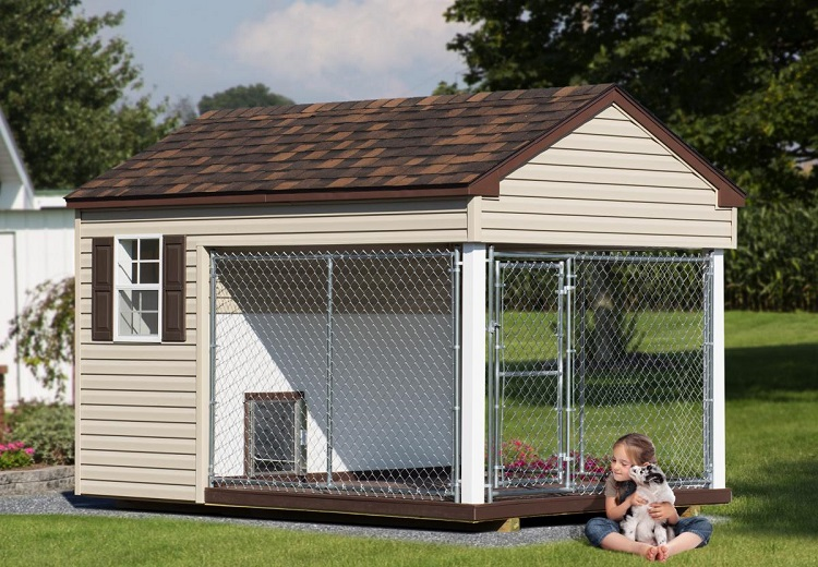outdoor dog house 2