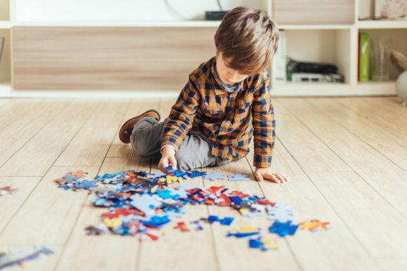 kids puzzle games