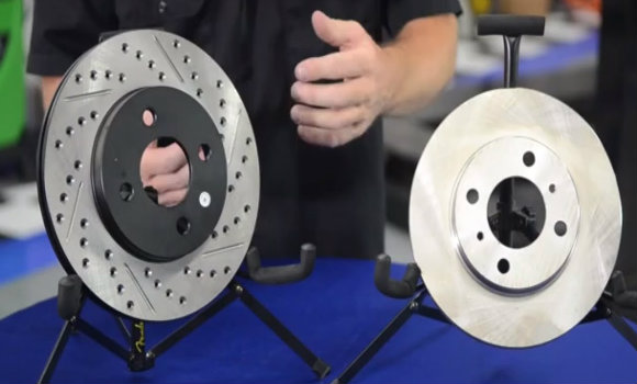 different types of rotor brakes