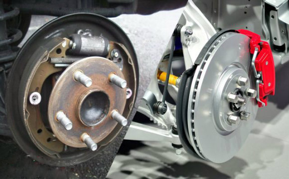 difference between drum rotors and brake rotors