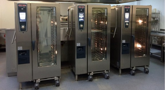Commercial Oven combo