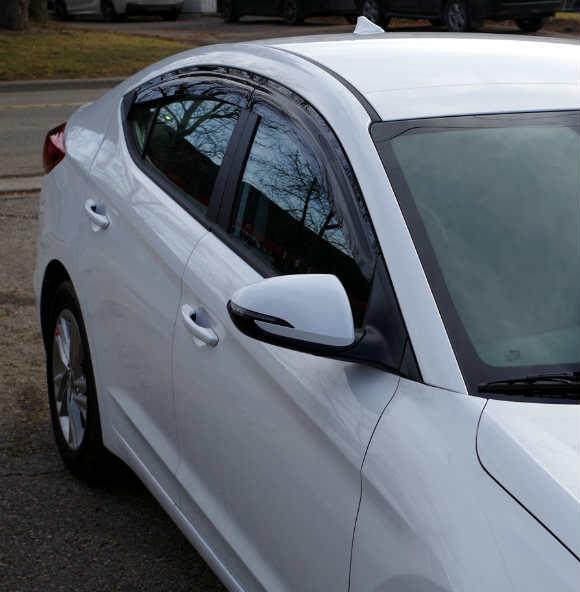 car weathershields