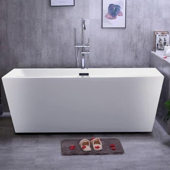 Acrylic-Bathtub-Modern