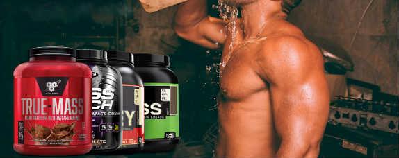 mass gain supplements