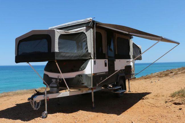 Outback Explorer Meshed Caravan Matting