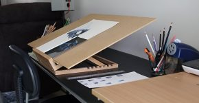 Using a Drawing Board Makes