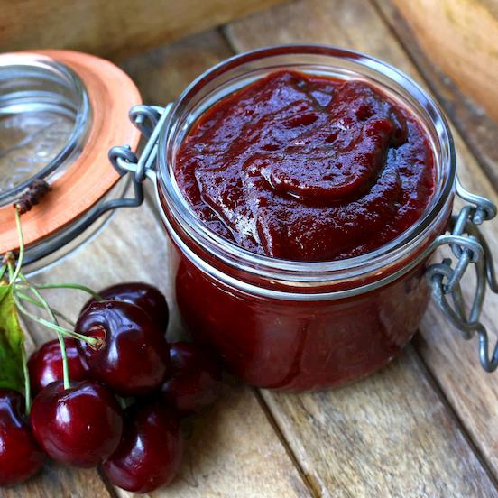 cherry bbq sauce