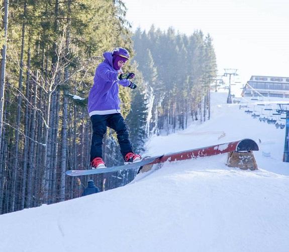 Park snowboard