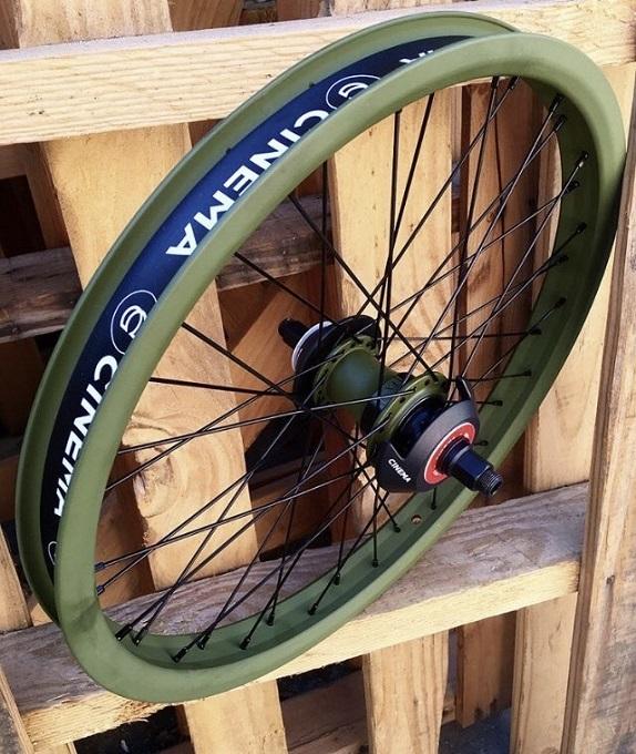 BMX-Wheels