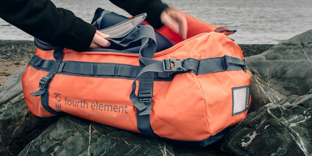 quality duffel bag