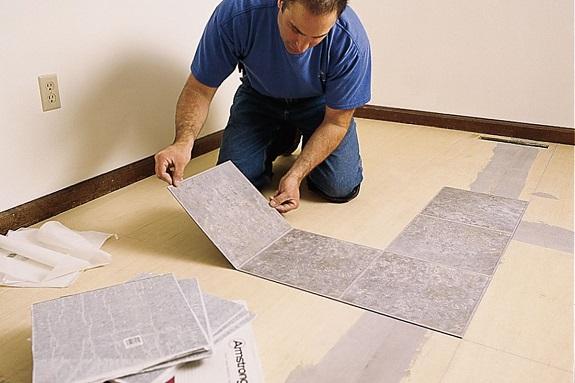 Vinyl-Tiles