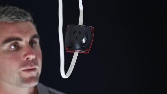 smart plug base blind snake