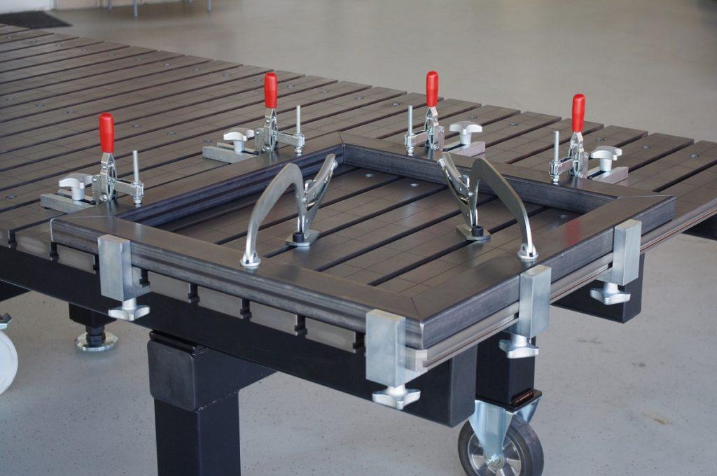 welding clamps elements