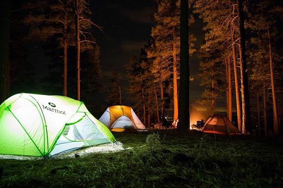 camping LED strip lights